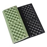 fanmaosdf Folding Mat,Camping Park Picnic Moisture-Proof Folding Floor Foam Pad Mat Cushion Seat