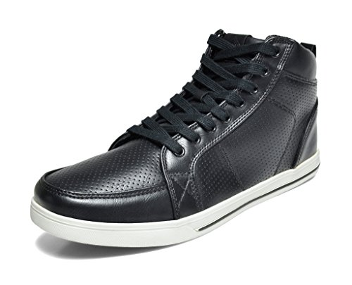 Dream Pairs Men's 160309-M High Top Oxfords Shoes Sneakers