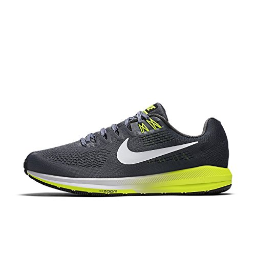 best service 94d49 d9648 Nike Air Zoom Structure 21 4e Mens 904697-007 Size 12.5