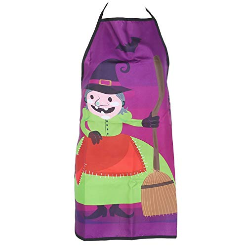 Apron Novelty - Halloween Aprons Restaurant Womens Mens Decoration Cooking Funny Home Decor - Dickies Irish Hearts Rack Cook Dollars Japan Chef Girl Italy Large Gardening Salon Funny Game]()