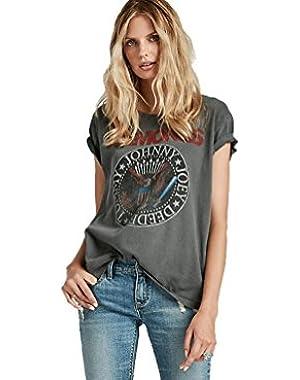 Women's Grey Ramones Tee