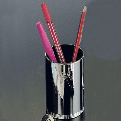 Silver Pencil Cup