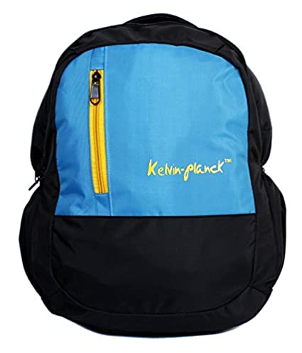 Kelvin Planck Black Laptop Backpack