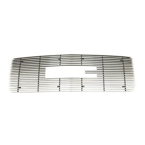 Suburban Pilot Grille Insert (E-Autogrilles 1PC 4mm Horizontal Overlay Billet Grille for 33-0110 94-98 GMC C1500 / 94-98 GMC C2500 / 94-98 GMC C3500 / 94-98 GMC K1500 / 94-98 GMC K2500 / 94-98)