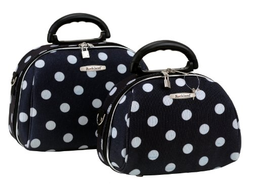 rockland-luggage-rockland-2-piece-cosmetic-set-black-dot-one-size