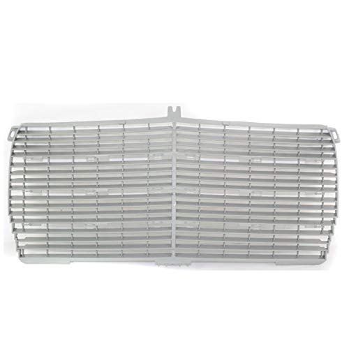 Partomotive For 77-85 Mercedes 123 Chassis Front Grill Grille Insert Inner Assembly 1238880923