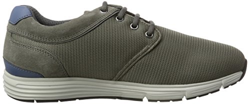 Geox Men's Uomo Dynamic a Low-Top Sneakers Grey (Greyc1006) purchase cheap online cheap very cheap purchase for sale 59YKT7e1OB