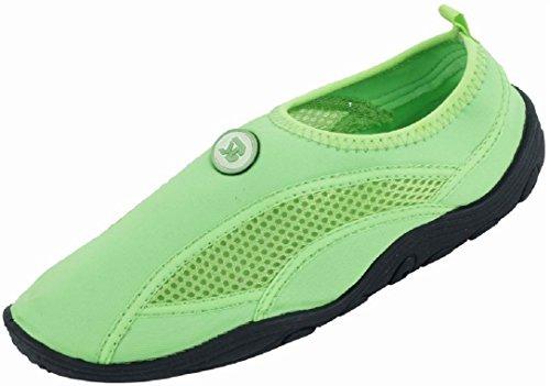 Scarpe Da Acqua Da Donna Slip-on Nuove Di Zecca / Calze Da Mare Disponibili In 5 Colori Verde