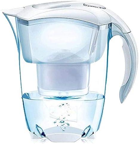 Jszzz Filtro de Agua Filtro Jug Cartuchos 3.5L Neto Caldera ...