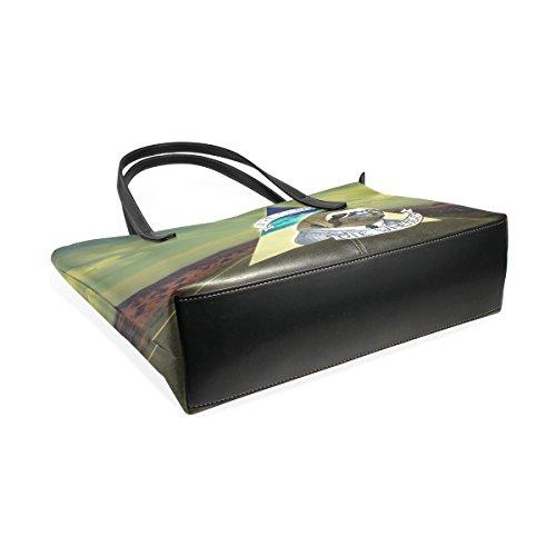 Satchel Bennigiry Shoulder Top Handbags Handle Cute Purse Bags Sloth Women's Follow Tote Large rA4qAwTY