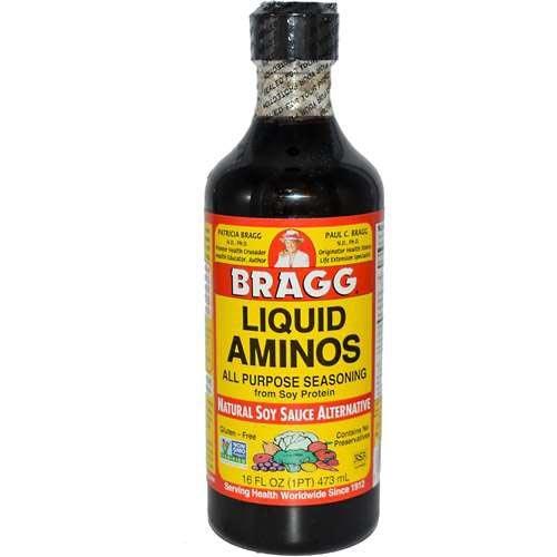 Bragg – Bragg Liquid Aminos, 16 fl oz Liquid