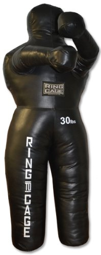 Ring to Cage Kids MMA Grappling Throwing Dummy 30lbs, Filled, for MMA, Grappling, Jiu Jitsu