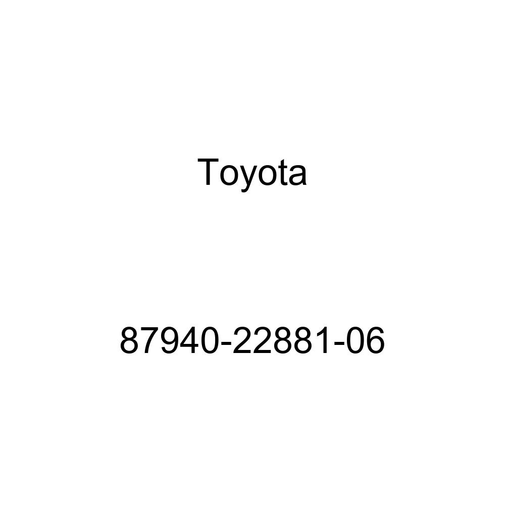 Genuine Toyota 87940-22881-06 Rear View Mirror Assembly