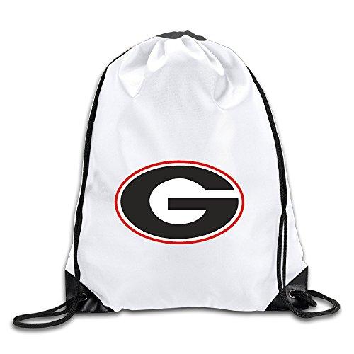 Price comparison product image OOONG Novetly Men & Women Sackpack University Of Georgia UGA Sport Bag Gym Bag
