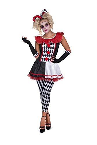 Carnival Jester Costumes (M)