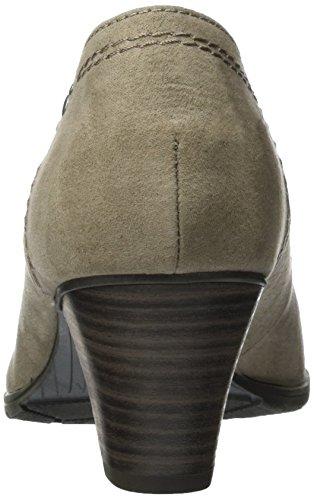 Softline22465 - Zapatos de Tacón Mujer Beige (Lt. Taupe 347)