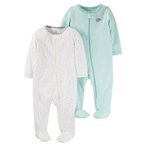 just-one-you-by-carters-unisex-baby-2-pack-sleep-n-play-mint-3-month