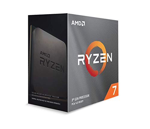 AMD Ryzen 7 3800XT 8-core, 16-Threads Unlocked Desktop Processor