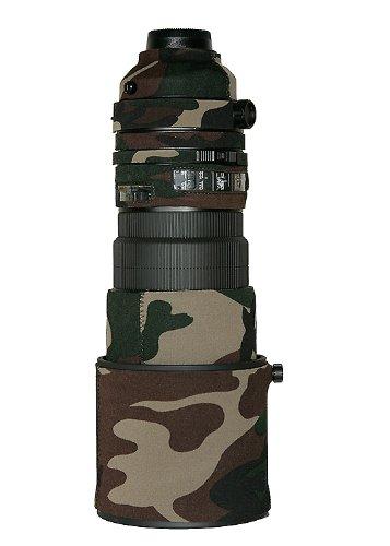 LensCoat LCN300VRFG Nikon 300 f/2.8 VR / VRII Lens Cover (Forest Green Camo) by LensCoat