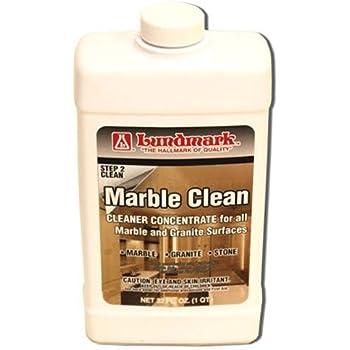Amazon Com Lundmark Wax Marble Cleaner 32 Ounce Home