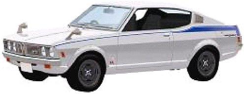1/64 TLV-N37a 三菱 ギャランGTO 2000GSR 73年式(ホワイト) 「トミカリミテッドヴィンテージNEO」 225416の商品画像