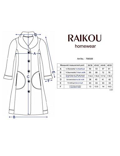 Raikou - Albornoz - para mujer añil