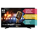 Vu 109 cm (43) 43S6575 Rev Pl. LED TV FHD Full HD Television
