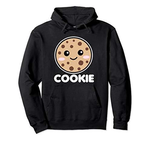 Chocolate Chip Cookie Halloween Costume Kawaii Hoodie