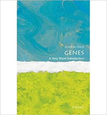 Book [(Genes: A Very Short Introduction)] [Author: Jonathan Slack] published on (December, 2014)