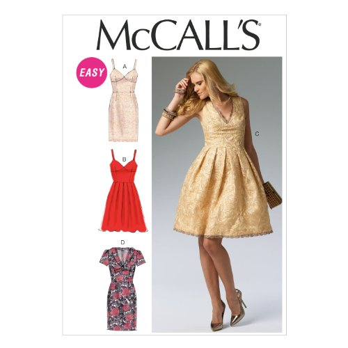 McCall Pattern Company Dresses Template