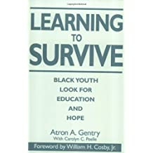 Learning to Survive: Black Youth Look for Education and Hope (English Edition)