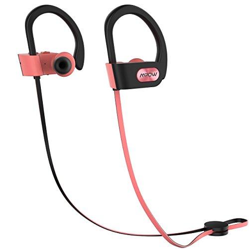 Running Headphones, Mpow IPX7 Waterproof Bluetooth 4.1 Wireless Headphones...