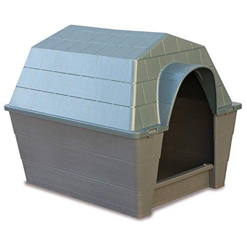 Arquivet 8435117839205 - Caseta Grande Verde 97 x 77 x 73 cm: Amazon.es: Productos para mascotas