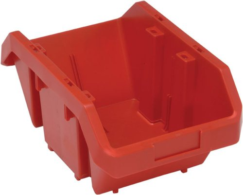 - Quantum Storage Systems QP1496RD Quick Pick Bins 14-Inch by 9-1/4-Inch by 6-1/2-Inch, Red, 20-Pack