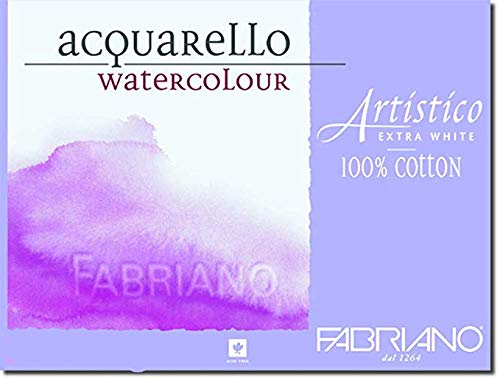 Fabriano Artistico 300 lb. Cold Press 2-Pack 16x20