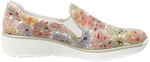 cost sale online discount limited edition Rieker Melgar Womens Casual Shoes Multicolor (Ginger-multi) buy cheap pay with visa fiza7JqjH