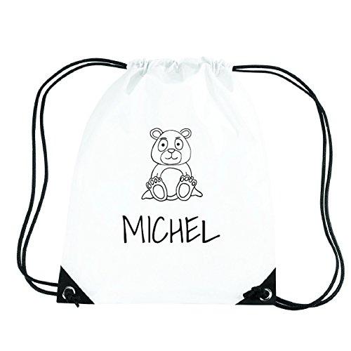 JOllipets MICHEL Turnbeutel Sport Tasche PGYM5770 Design: Bär 5Zey1