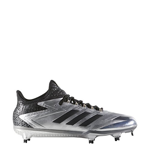 adidas Adizero Afterburner 4 Faded Cleat - Men's Baseball 11.5 Gold Metallic/Core Black/Grey