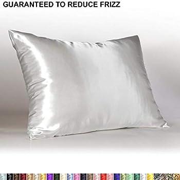 Amazon Com Spasilk Satin Pillowcase For Hair And Facial