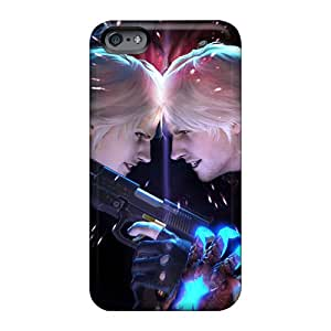 JamesKrisky Apple Iphone 6s Plus Durable Cell-phone Hard Covers Customized Realistic Devil May Cry Movies Pictures [gYj1370evWi]