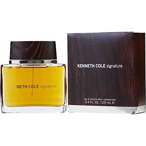 Kėnnėth Colė Signaturė Cologne for Men 3.4 fl. oz Eau de Toilette (Kenneth Cole Signature For Men)