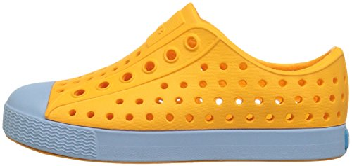 Native Kids Jefferson Water Proof Shoes, Marigold Orange/Sky Blue, 5 Medium US Big Kid by Native Shoes (Image #5)