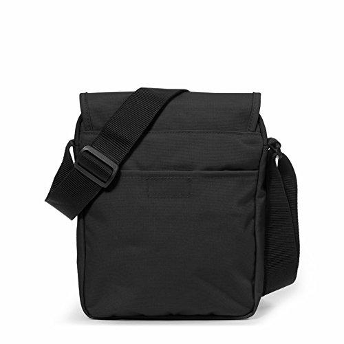 Eastpak Bolso cm Flex Negro Black 23 Negro bandolera Crxqnw5AHC