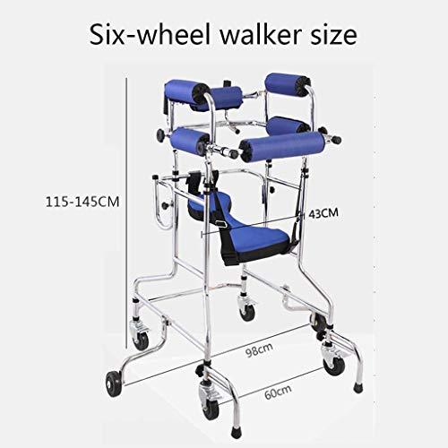 JIN Ayuda para Caminar Medical Instruments Walker Está Caminando ...