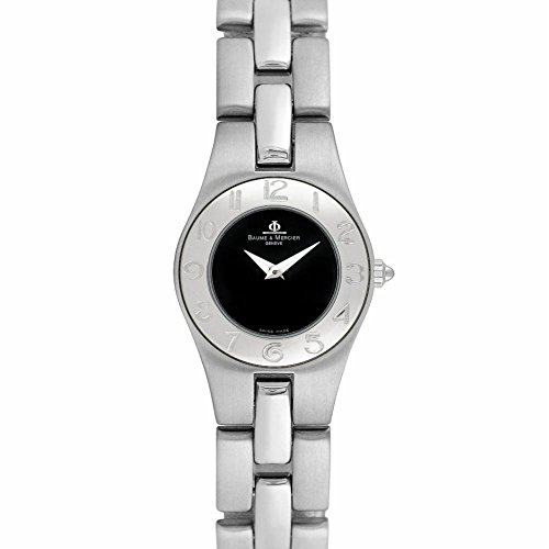 Baume & Mercier Linea swiss-quartz womens Watch MOA08110 (Certified Pre-owned)