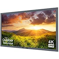 SunBriteTV Outdoor 55-Inch Signature 4K Ultra HD LED TV - SB-S-55-4K-SL Silver