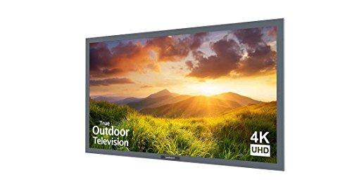 SunBriteTV Outdoor 43-Inch Signature 4K Ultra HD LED TV - SB-S-43-4K-SL Silver