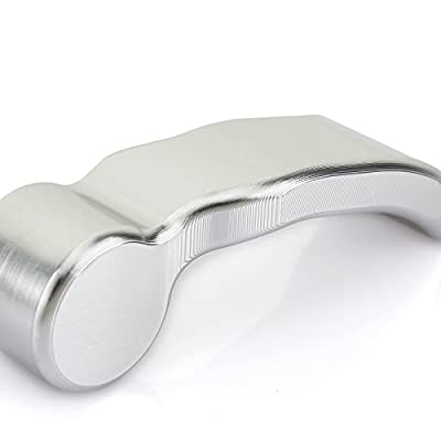 Tarazon Aluminum Thumb Throttle Lever for ATV 2009-2020 Polaris Scrambler Sportsman 550 850 1000: Automotive