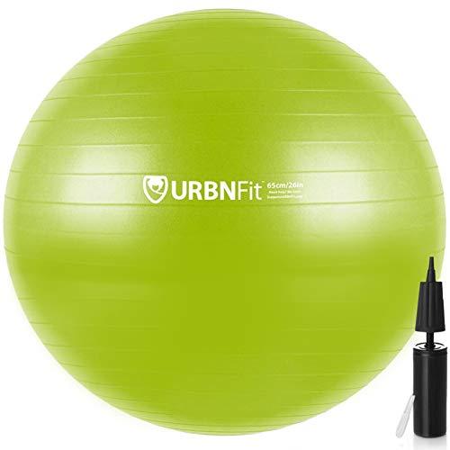URBNFit Exercise Ball (Multiple Sizes) for