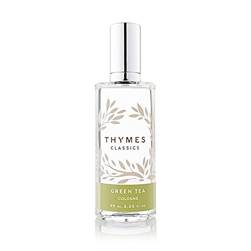 Spiced Green Tea Scent - Thymes Green Tea Cologne
